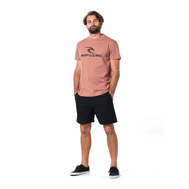 T-shirt Rip Curl THE SURFING COMPANY S/S TEE CTEPA5