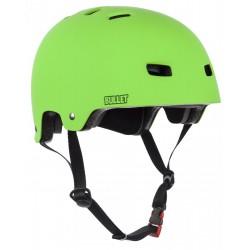 Casco Bullet Deluxe Helmet T35 Adulto verde funbox.org