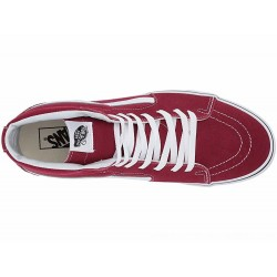 scarpa vans sk8 hi singola sopra