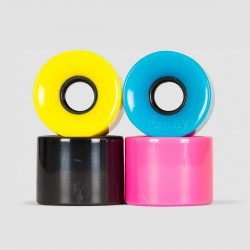 RUOTE SKATE PENNY 59mm 78A
