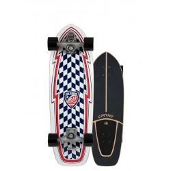 Skateboard Carver Surfskate Booster USA 30.75 C7