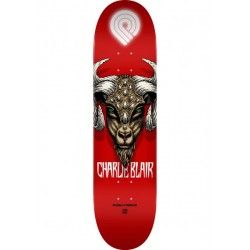 "Skateboard Deck Powell Peralta Charlie Blair Goat 8.0"""