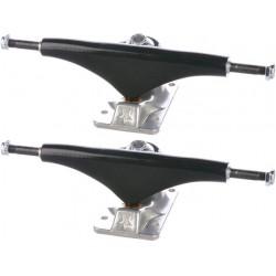 Skateboard Trucks Mini Logo Black Raw