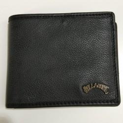 Portafogli Billabong Arch ID in Pelle nero