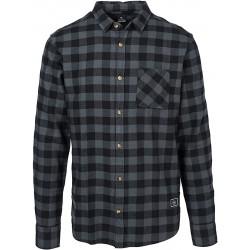 Camicia RipCurl CHECK IT LS grey