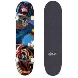 """Skateboard Completo Ghetto Blaster Mask 8.00"""""""