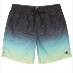 Costume Billabong volley all day faded lb front