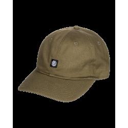 Cappellino Element fluky dad cap green
