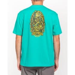 T-shirt Element antidote state ss back