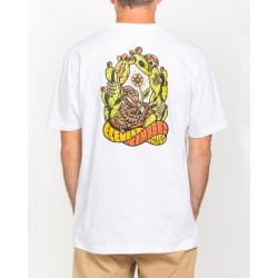 T-shirt Element pick your poison ss white back