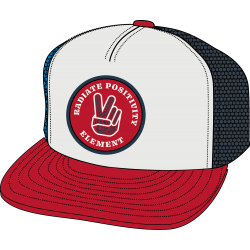 Cappellino Bambino Element site trucker boy cap