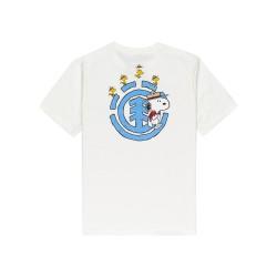 T-shirt Bambino Element peanuts emerge ss boy back