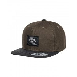Cappellino Element trader II cap army