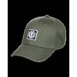 Cappellino Element treelogo cap army 1