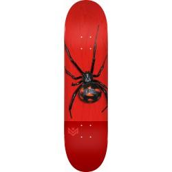 "Skateboard Deck Mini Logo Black Widow 8.50"""