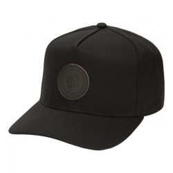 Cappellino DC Shoes Reynotts 4 black front