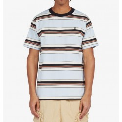 T-shirt DC Shoes Bully Stripe Tee front
