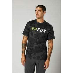 T-Shirt FOX Apex Camo SS Tech Tee