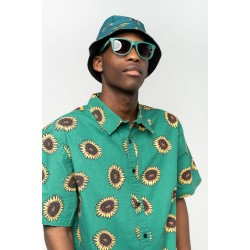 Camicia Santa Cruz Sunflower Shirt green