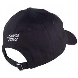 Cappello Santa Cruz Sunflower Cap black 2