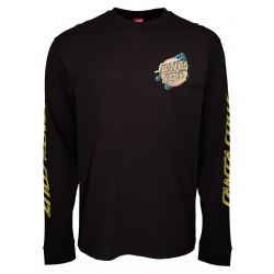 Maglia Santa Cruz No Pattern L/S T-Shirt front