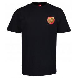 T-shirt Santa Cruz Classic Dot Chest