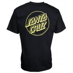 T-shirt Santa Cruz Opus Dot Stripe back