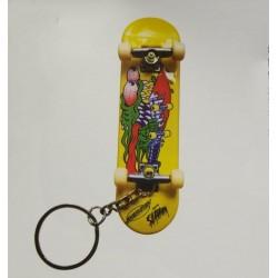 Portachiavi Santa Cruz Slasher Fingerboard Keychain