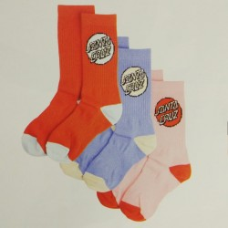 Calzini Donna Santa Cruz Pop Dot Sock