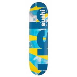 Tavola Skateboard Sushi Pagoda Spectrum Logo 8.0