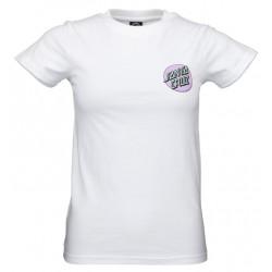 T-Shirt Santa Cruz Process Dot front