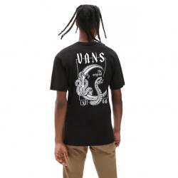 T-Shirt Vans CRESCENT back