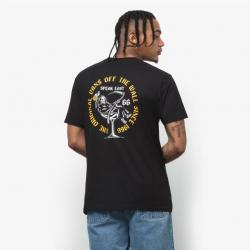 T-Shirt Vans SPEAK EASY black back