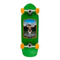 "Skateboard Dstreet Cruiser Wilderness 30.5"" side"