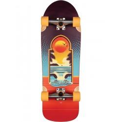 """Skateboard Globe Cruiser Aperture 31"""" bottom"""