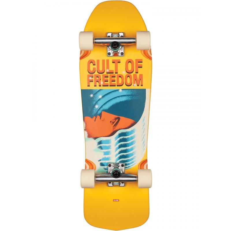 """Skateboard Globe Cruiser Blaster 30"""" bottom"""