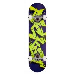 Skateboard Completo Rocket Drips Multi bottom