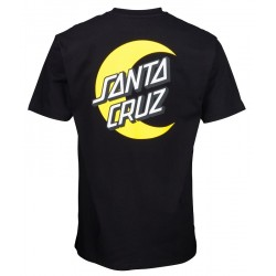 T-Shirt Santa Cruz Moon Dot