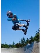 Monopattini normali e da salto stunt scooter per i migliori tricks freestyle