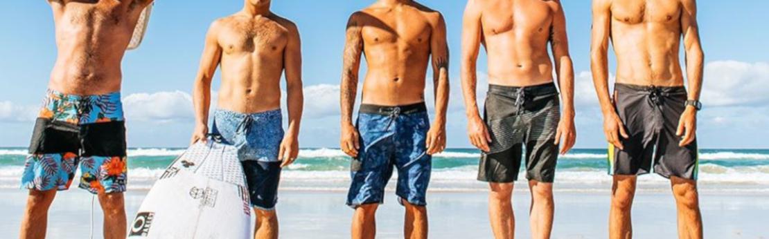 Costumi uomo Surf